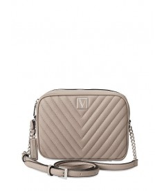 Стильная сумка Victoria Top Zip Crossbody от Victoria's Secret - Velvet Musk