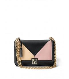 Стильная сумка Victoria Medium Shoulder Bag от Victoria's Secret - Blush Colorblock