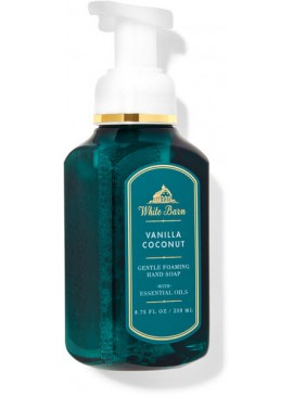 Фото Пенящееся мыло для рук Bath and Body Works - Vanilla Coconut