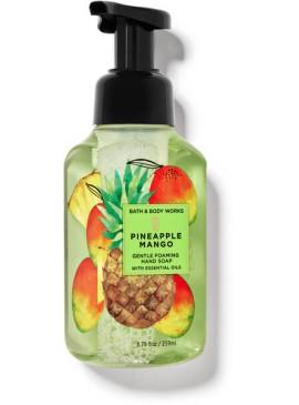 Фото Пенящееся мыло для рук Bath and Body Works - Pineapple Mango