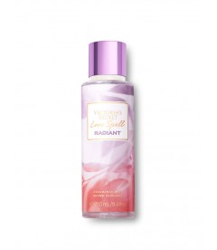 Спрей для тела Love Spell Radiant от Victoria's Secret (fragrance body mist)
