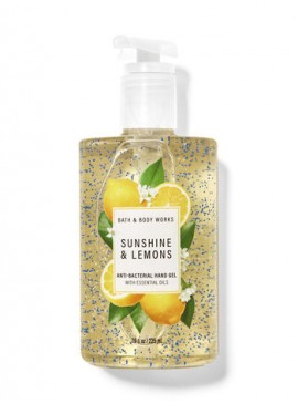 Фото Санитайзер Bath and Body Works - Sunshine Lemons
