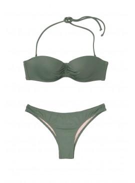 Фото Стильный купальник Malta Bandeau от Victoria's Secret - Olive