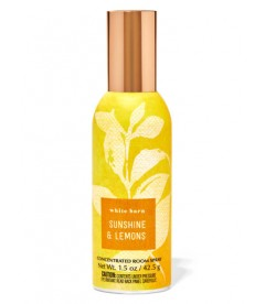 Концентрированный спрей для дома Bath and Body Works - Sunshine & Lemons