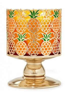 Фото Подсвечник для свечи от Bath and Body Works - Pineapple Pedestal