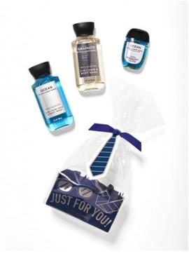 Фото Подарочный набор косметики для мужчин от Bath & Body Works - Just For You Mini Set