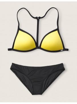 Фото Купальник Push-Up Triangle от Victoria's Secret PINK - Lemon Sorbet