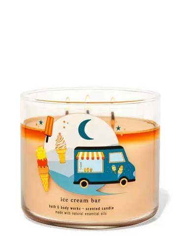 Свеча Ice Cream Bar от Bath and Body Works