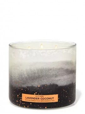 Фото Свеча Lavender Coconut от Bath and Body Works