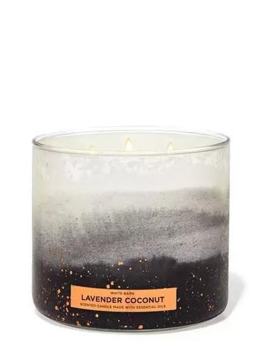 Свеча Lavender Coconut от Bath and Body Works