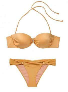 Фото Стильный купальник Ventanas Bandeau Push-up от Victoria's Secret - Shira Gold