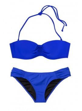 Фото Стильный купальник Malta Bandeau от Victoria's Secret - Cobalt