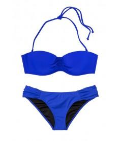 Стильный купальник Malta Bandeau от Victoria's Secret - Cobalt