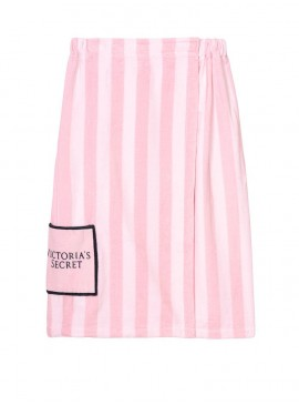 Фото Полотенце для душа от Victoria's Secret - Pink Stripe