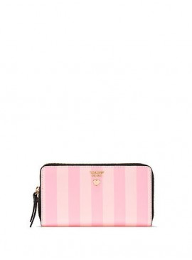 Фото Стильный кошелек Victoria's Secret - Signature Stripe