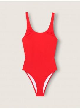 Фото Стильный купальник-монокини Scoop Neck от Victoria's Secret PINK - Fired Up