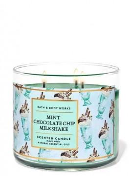 Фото Свеча Mint Chocolate Chip Milkshake от Bath and Body Works