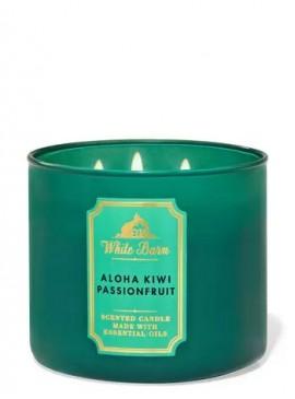 Фото Свеча Aloha Kiwi Passionfruit от Bath and Body Works
