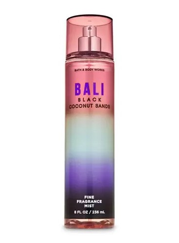 Спрей для тела Bath and Body Works - Bali