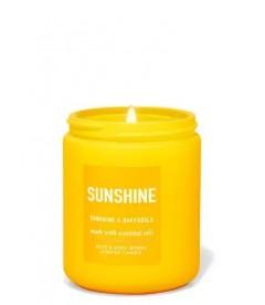 Свеча Sunshine & Daffodils от Bath and Body Works