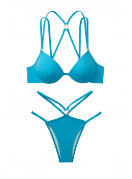 Фото NEW! Стильный купальник Malibu Love Fabulous от Victoria's Secret - Cosmo