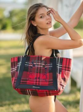 Фото Стильная сумка-шоппер от Victoria's Secret - Red