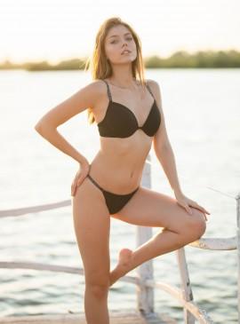 More about NEW! Стильный купальник Malibu Fabulous Logo от Victoria's Secret - Nero