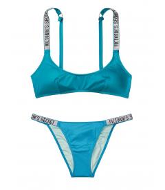 NEW! Стильный купальник Shine Strap Tulum Scoop от Victoria's Secret - Cosmo