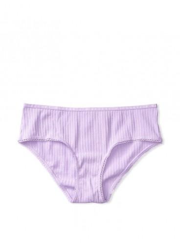 Рифленые трусики-хипхаггеры Victoria's Secret - Orchid Bloom