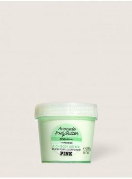 Фото Крем-масло для тела Avocado Body Butter из серии Victoria's Secret PINK