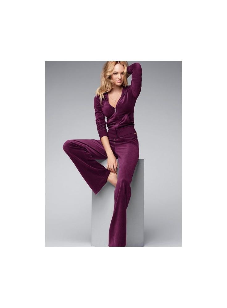 564adab424fa4 Велюровый спортивный костюм из коллекции Victoria's Secret Yoga & Loungewear