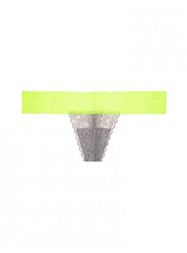 Кружевные трусики-стринги от Victoria's Secret PINK