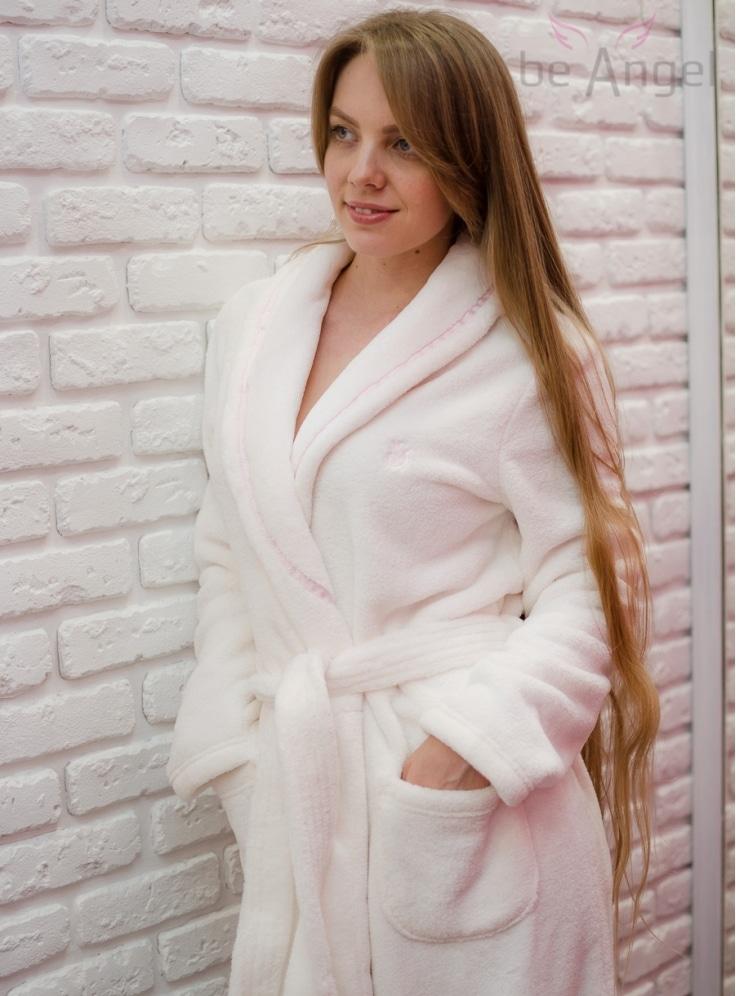 20cfaf8838511 Купить Плюшевый халат от Victoria's Secret 04713. Женское белье ...