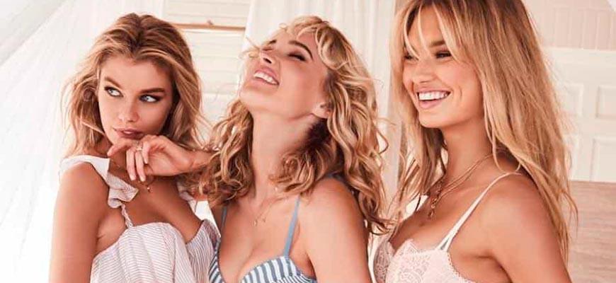Женское белье Victoria's Secret