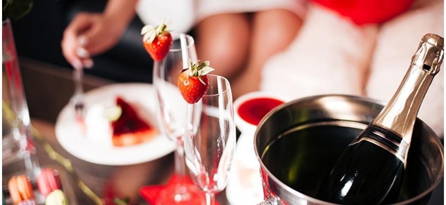 Будет горячо: 3 идеи для незабываемого Дня Святого Валентина