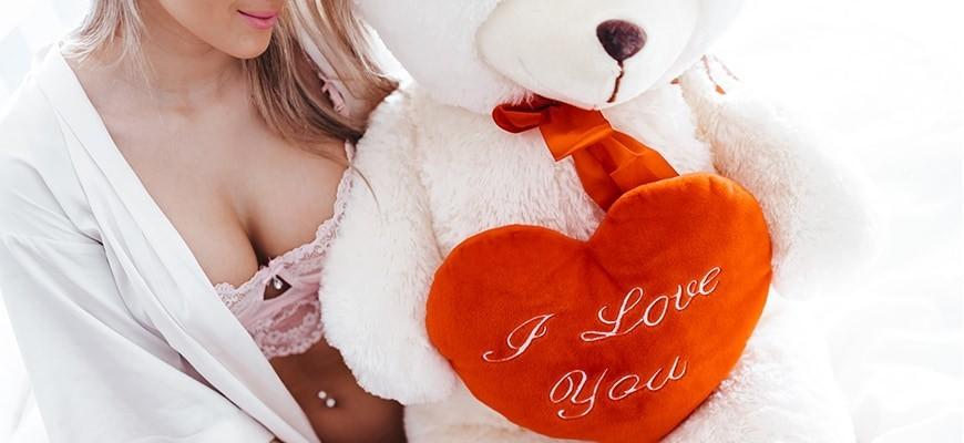 Пять небанальных подарков для вашего мужчины на День святого Валентина