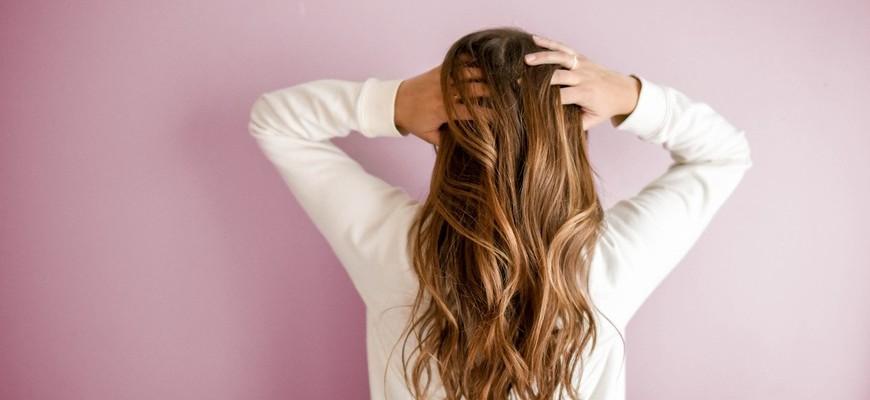 Уход за волосами перед сном